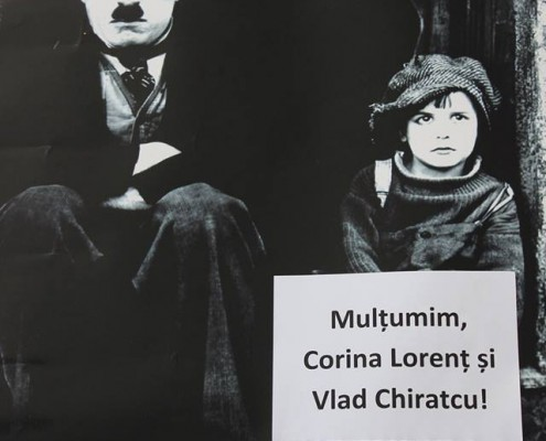 Corina Lorenț și Vlad Chiratcu