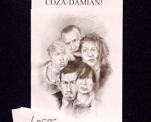 Cristina și Dan Coza-Damian