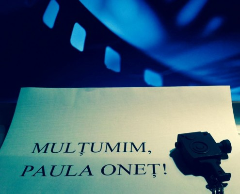 Paula Oneț
