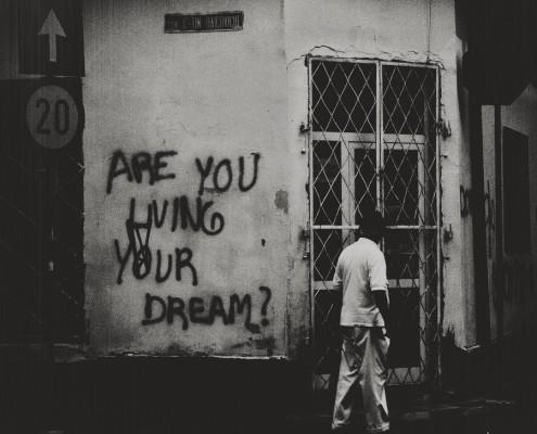Living your dream