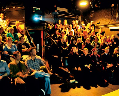 Independent Theatre Company Audience