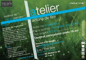 Atelier actorie film