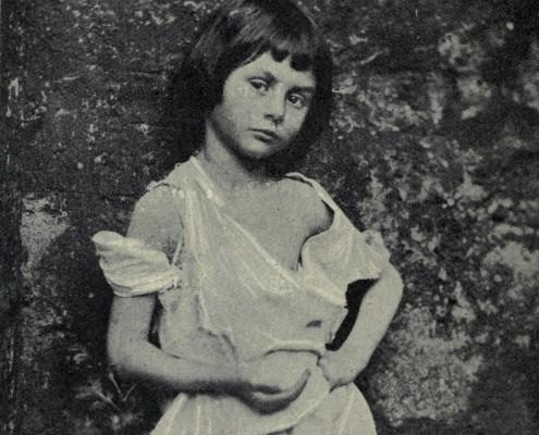 Alice Liddell as 'The Begger Child' by Charles Dodgson