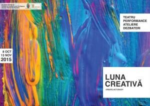 Luna Creativă (afiş)