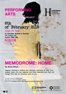 Memodrome: Home (afiş)