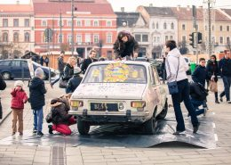 Dacia Art Project (2015)
