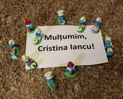 Cristina Iancu