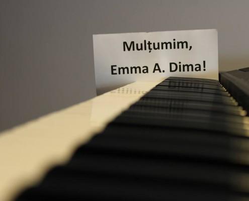 Emma A. Dima
