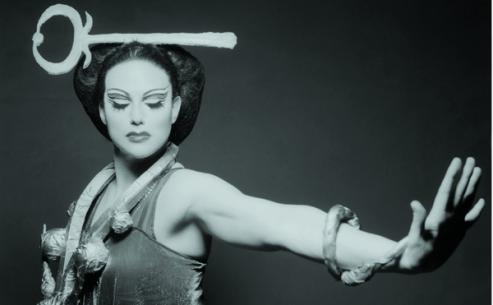 Richard Move as Martha Graham