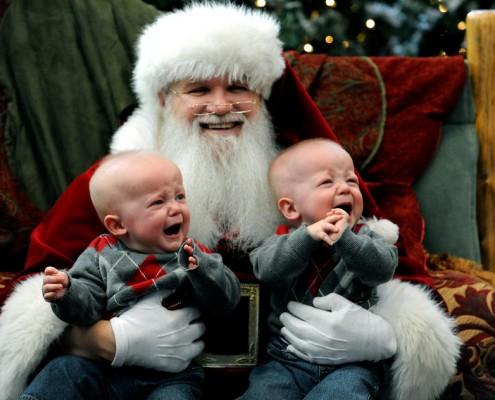 Crăciunul pe glob
