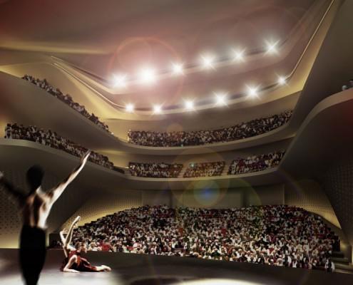Eifman Theatre, sursa foto: www.google.com