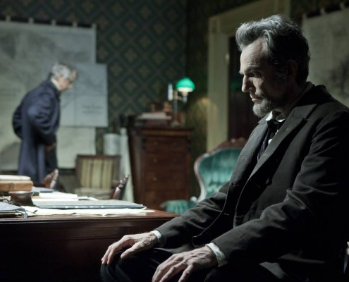 "Daniel Day-Lewis în ""Lincoln"" (2012)"