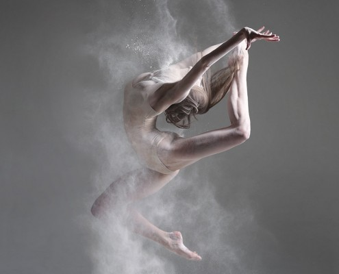 Dance portrait Yakovlev