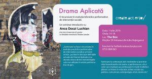 Drama Aplicată (afiş)