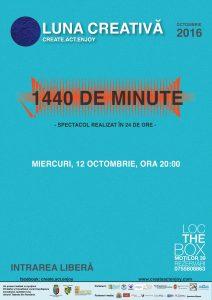 1440 de Minute (afiș)